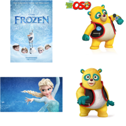Frozen or Special agent oso