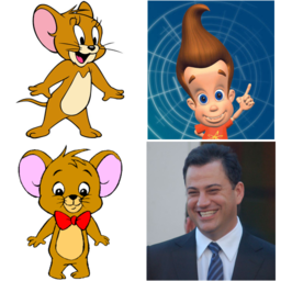 Jerry or Jimmy